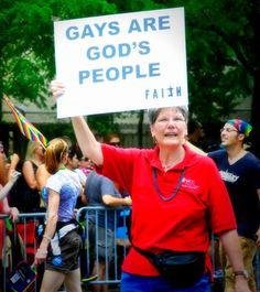 32 Gay Pride Pictures Everyone Should See