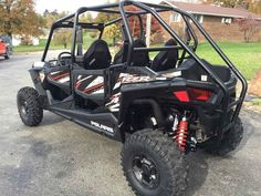 New 2017 Polaris RZR 4 900 EPS Black Pearl ATVs For Sale in Pennsylvania.