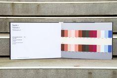 """Le Corbusier´s colour atmosphere """"Velvet I""""."""