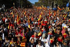 #orbispanama Hundreds of thousands rally in Barcelona for Spanish unity - The News Herald #KEVELAIRAMERICA