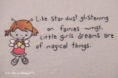 embroidered fairy