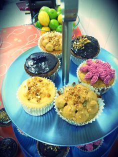 Mis primeras cupcakes... 2010
