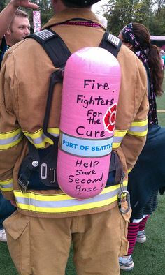 Brand new reason to adore firemen, besides that my pawpaw was one :)