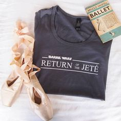 Barre Wars Ballet tshirt Ballet t-shirt Ladies ballet