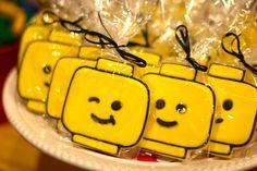 "Photo 8 of 29: Lego / Birthday ""Nicholas' 7th!"" | Catch My Party"