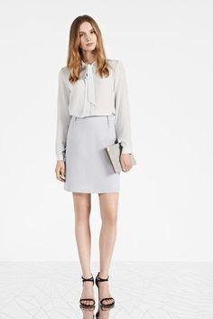 Shop our stylish contemporary womenswear ran Summer Wardrobe, Capsule Wardrobe, Lookbook Design, Reiss, Trendy Outfits, Dress Skirt, High Fashion, Women Wear, Dresses For Work