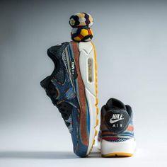 wholesale dealer 68c40 b3f2b Nike Air Max 90 Hacky Sack-2 Nike Kyrie 3, Air Max 90 Premium