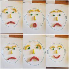Body Parts Preschool, Emotions Preschool, Teaching Emotions, Feelings Activities, Fine Motor Activities For Kids, Social Skills Activities, Social Emotional Learning, Montessori Activities, Feelings And Emotions