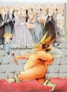 """♣ """"El traje nuevo del emperador"""", escrito por Hans Christian Andersen"""