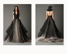 Vera Wang 'Josephine' wedding gown at Nordstrom