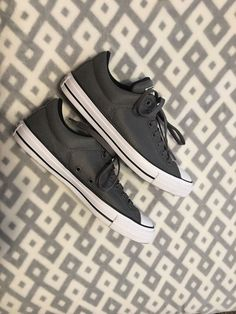 63f9c79c7704 Converse All Star Unisex Chuck Taylor High Street Ox Casual Sneakers Men 9  W 11