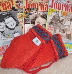 Red Lovikka by www. Burlap, Reusable Tote Bags, Textiles, Red, Fashion, Photo Illustration, Moda, Hessian Fabric, La Mode