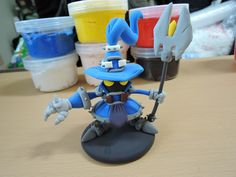 League of legends: Veigar classic clay