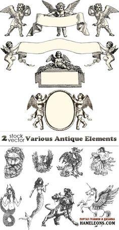 Cupid Tattoo, Cherub Tattoo, Art Drawings Sketches, Tattoo Drawings, Body Art Tattoos, Unique Half Sleeve Tattoos, Sacred Geometry Symbols, Occult Art, Tattoo Flash Art