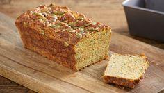 Paleo Veggie Bread