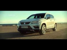 Not bad at all: New SEAT Ateca SUV | SEAT