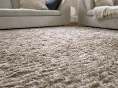 Long pile rug AAPA by Woodnotes | design Ritva Puotila