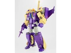 DX9-08 Gewalt Triple Changer MP Scale Not Blitzwing Images From DX9