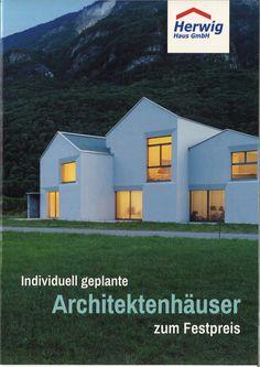 Bei uns gibt es keine #Häuser von der Stange! Jedes #Haus kann nach Ihren Wünschen gestaltet werden und wird als #Massivhaus gebaut. Mehr Infos gibt es unter: www.herwig-haus.de