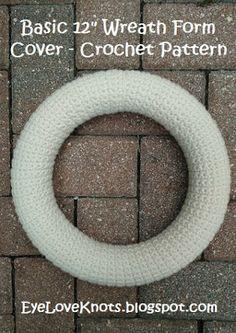 All Free Crochet, Crochet Geek, Crochet Home, Crochet Stitches, Quick Crochet, Crochet Dishcloths, Crochet Slippers, Single Crochet, Crochet Christmas Wreath