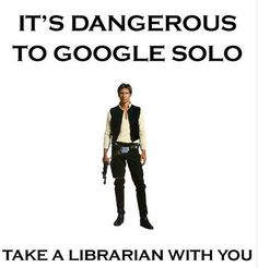 this probably has to be an adult summer reading sign: do kids even know who Han Solo is?