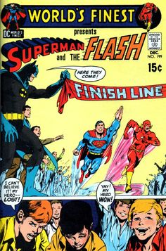 World's Finest #199