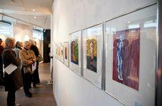 uke og kunstnertreff i Fine Art, Visual Arts, Figurative Art