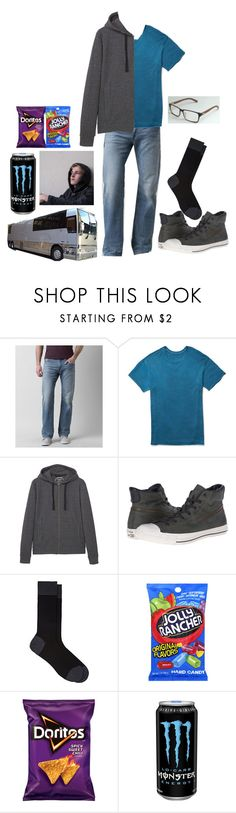 """Pink Slip Tour: 1 (Jan 23, 2018) Jamie Parker"" by stockmon ❤ liked on Polyvore featuring Buffalo, The Elder Statesman, MANGO MAN, John Varvatos, Barneys New York, ADAM, Hard Candy, men's fashion and menswear"