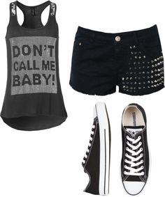 """Don't Call Me Baby"" by maddy250199 on Polyvore"