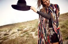 visual optimism; fashion editorials, shows, campaigns & more!: crista cober by heather favell for glamour france january 2015