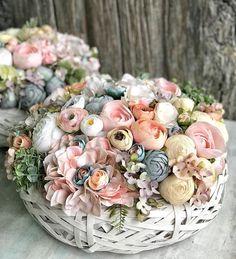 Funny Pumpkins, Floral Wreath, Easter, Spring, Plants, Instagram, Home Decor, Dream Catchers, Paper Flowers