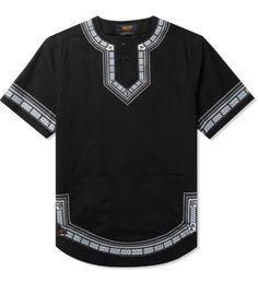 10.Deep Black DVSN Dashiki Shirt | HYPEBEAST Store. Shop Online for Men's Fashion, Streetwear, Sneakers, Accessories