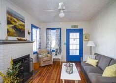 Tybee Island, GA United States - SeaGlass Cottage circa 1930 | Mermaid Cottages, LLC