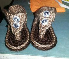 Sandels I made for Autumn