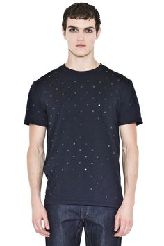 Seq Sequins Tee | T-Shirts | CheapMonday.com