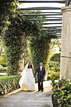 Munaluchi Bride Magazine   Trinidadian Dominican Wedding   Real Weddings