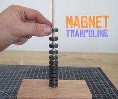 Magnet Trampoline
