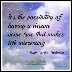 The Garden of Dreams: Meme – Inspirational Quote on Dreams and Life
