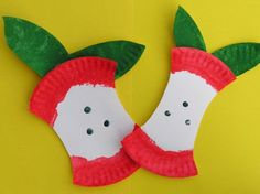 A bunch of really cute APPLE activities for the kiddos!