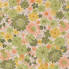 1950s wallpaper | 1950s vintage antique wallpaper hearken back to another era and add a ...