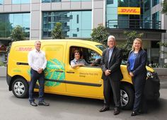 DHL Express Sydney puts first electric van in operation | Logistics, Trucking & Transport News | Prime Mover Magazine