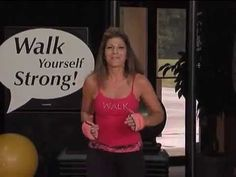 Burn Body Fat 3 Mile | Leslie Sansone's Walk at Home - YouTube