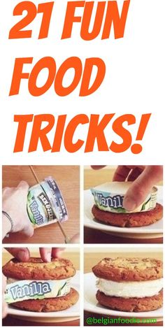 21 Fun Food Tricks that Totally Change Everything!  by The Awesome Daily