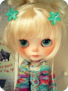 Is she sweet, or is she sweet? :-) by Herzlichkeiten, via Flickr