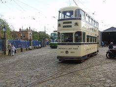 Last Tram in Sheffield