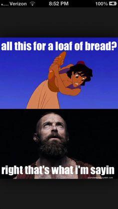 Bahahaha!!! Les Mis humor