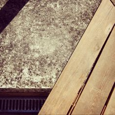 #wood #concrete #metal