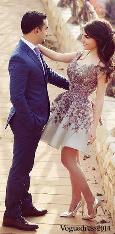 Gorgeous Off the Shoulder Lace Appliqeus Short Prom Dress 2015,Prom Dress Short,Short Prom Dress,Dress for Party,Dress Short,Prom Dress Lace