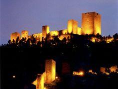 Castillo de Santa Catalina, Jaén, España