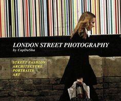 Clicca per visualizzare l'anteprima Il libro fotografico London Street Photography